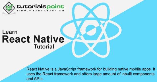 tutorials point react native