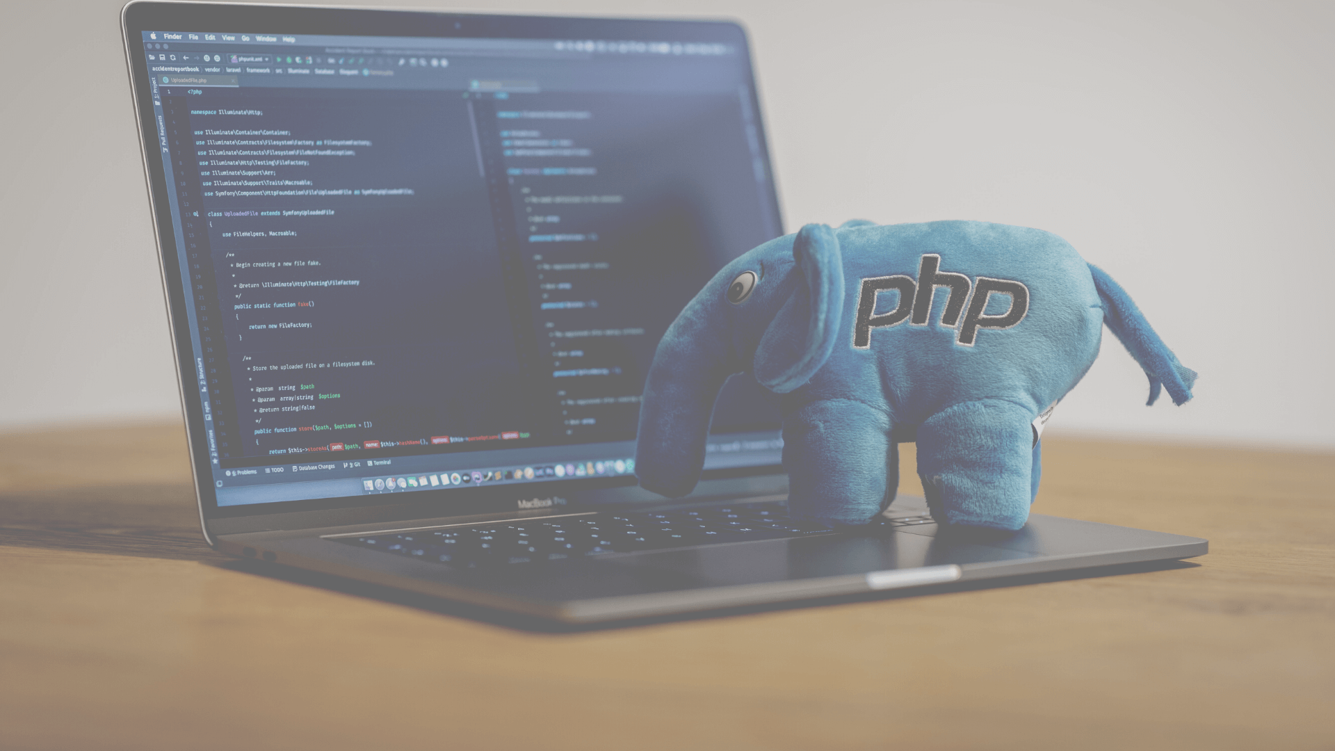php podcastleri